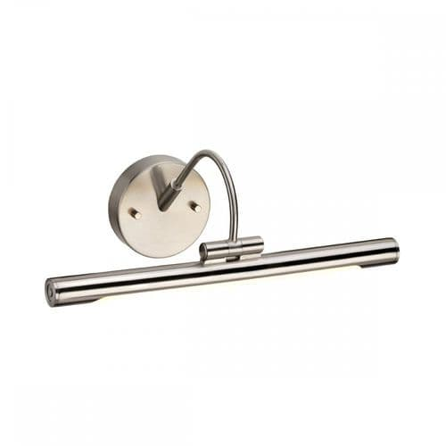 Elstead ALTON PL/S BN Alton Small LED Picture Light Brushed Nickel